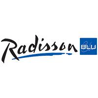 Primo party bus rental partner RadissonBlu