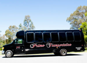 After the ceremony krystal party bus rental