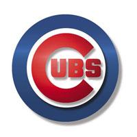 Primo party bus rental partner chicago cubs logo