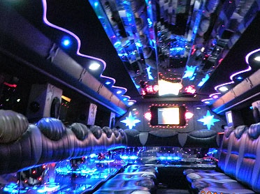 luxury-hummer-party-bus-inner White Hummer in Oakland