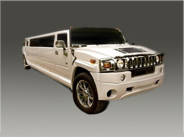 new_hummer_runway-party-bus-rental White Hummer in Oakland