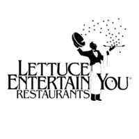 Primo party bus rental partner lettuce entertain you enterprises logo