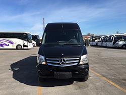 Mercedes Sprinter in Oakland
