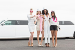 Bachelorette Party Luxury Limo Service