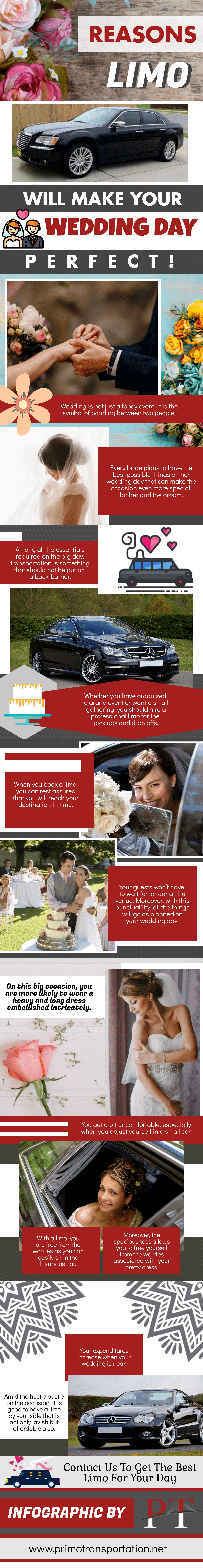 Reasons Limo Will Make Your Wedding Perfect