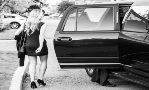 corporate stretch limo service