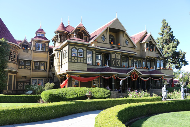 Winchester Mystery House At San Jose