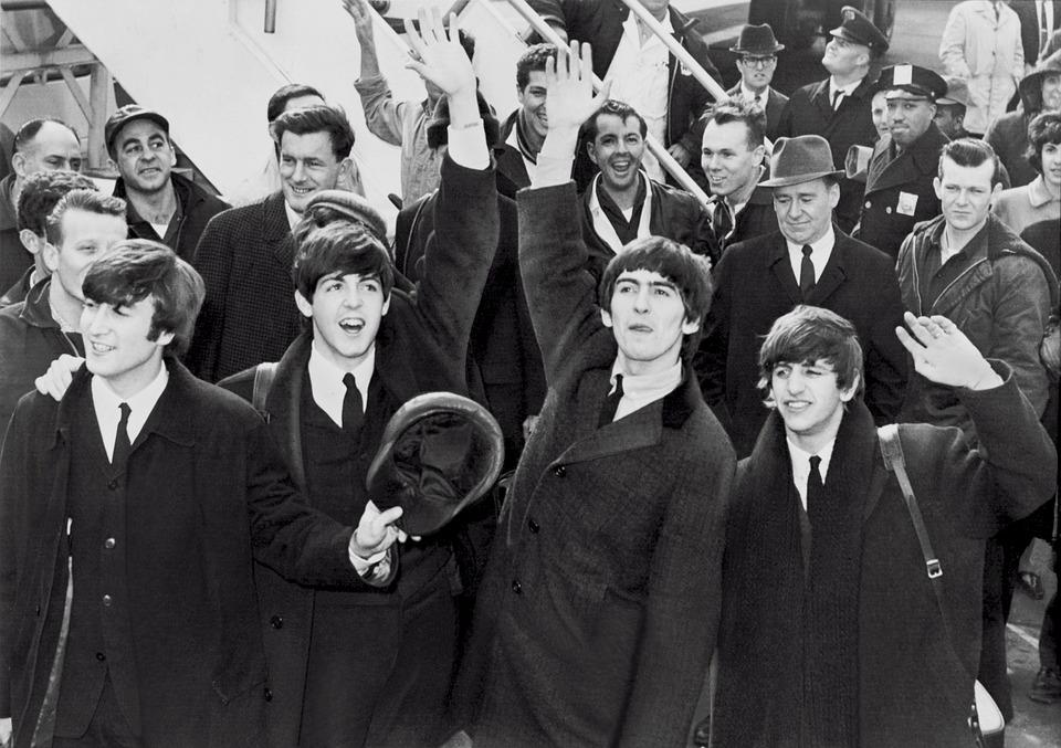 Sir McCartney and Beatles
